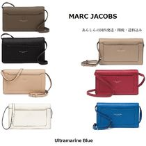 MARC JACOBS【国内発送】Empire City STR Leather 財布☆3色