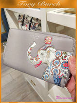 復刻!長財布Tory Burch ELEPHANT ZIP CONTINENTAL WALLET