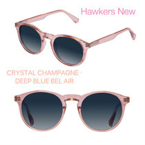 HAWKERS /CRYSTAL CHAMPAGNE /DEEP BLUE BEL AIR