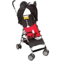 Disney Umbrella Stroller with Basketミッキーデザイン