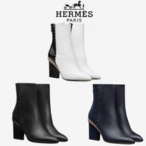【18-19AW】HERMES*エルメス*Proof ankle boot*ブーツ*ホワイト