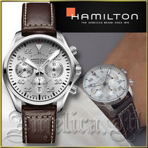 ★送料関税追跡込★Hamilton Khaki Aviation Watch H64666555