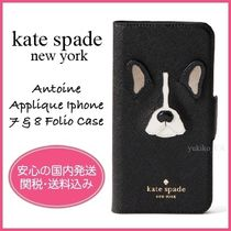 【国内発送】ANTOINE APPLIQUE IPHONE 7 & 8 FOLIO CASEセール