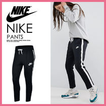 国内即納★NIKE WOMENS CROPPED POLYKNIT PANTS★883465 011