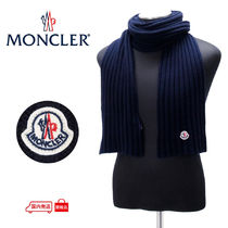 【46】 MONCLER 国内発送 値下げOK マフラー SCIARPA