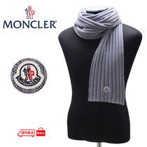 【48】 MONCLER 国内発送 値下げOK マフラー SCIARPA