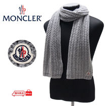 【49】 MONCLER 国内発送 値下げOK マフラー SCIARPA