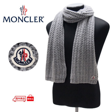 MONCLER マフラー 【49】 MONCLER 国内発送 値下げOK マフラー SCIARPA