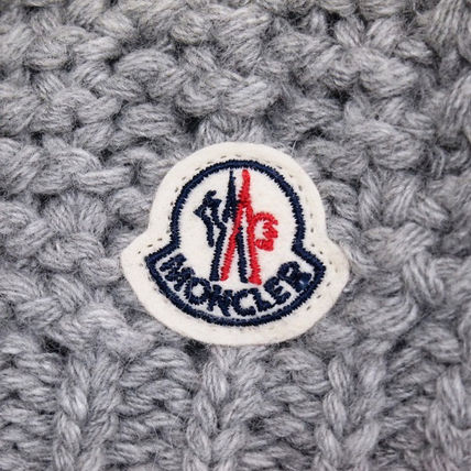 MONCLER マフラー 【49】 MONCLER 国内発送 値下げOK マフラー SCIARPA(3)