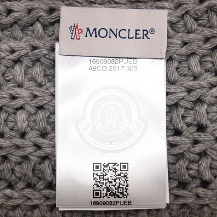 MONCLER マフラー 【49】 MONCLER 国内発送 値下げOK マフラー SCIARPA(5)