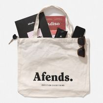 AFENDS(アフェンズ) トートバッグ 即発★AFENDS【アフェンズ】トートバッグ