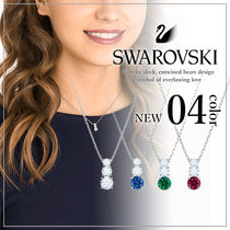 VIP価格【SWAROVSKI】ATTRACT TRILOGY ROUND ペンダント