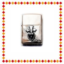 Bill Wall Leather(ビルウォールレザー) ライフスタイルその他 【関税・送料込】Bill Wall Leather Lighter with Pierced Heart