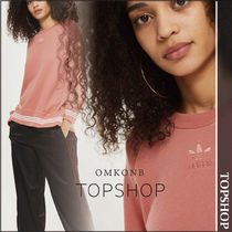 【国内発送・関税込】TOPSHOP★Sweatshirt by adidas originals