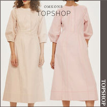 【国内発送・関税込】TOPSHOP★Button Front Dress by Boutique