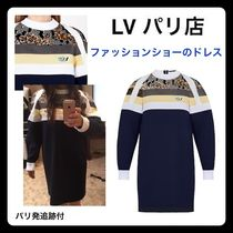【Louis Vuittonパリ店】ルイヴィトン 18年ランウェイワンピ !
