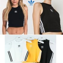 ADIDAS WOMEN'S ORIGINALS☆Crop Tank Top タンクトップ