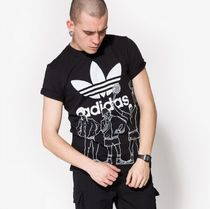 ADIDAS ORIGINALS☆Trefoil Graphic Tee プリントTシャツ BQ3127