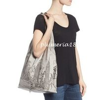 Nordstrom(ノードストローム)-Packable Print Shopper