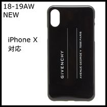 【 18-19AW新作 】Givenchy iPhone X Case★アイフォンXケース