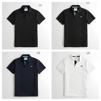 Hollister Co.(ホリスター) ポロシャツ 【Hollister】Icon Polo☆定番☆ポロシャツ☆