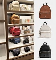【COACH】新作コーチ 人気のピーチ柄 バックパック ★ 関税込み