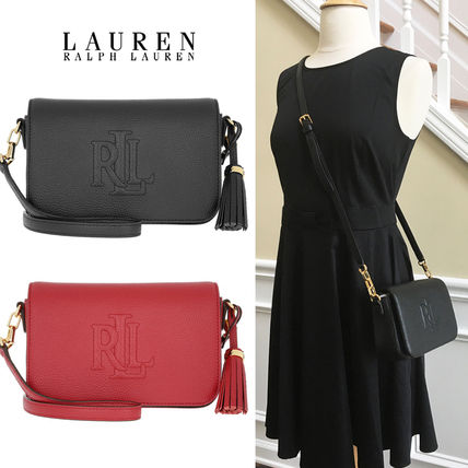 Ralph Lauren ショルダーバッグ・ポシェット 【セール!】Ralph Lauren* Carmen Crossbody Bag