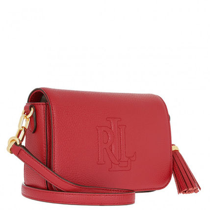 Ralph Lauren ショルダーバッグ・ポシェット 【セール!】Ralph Lauren* Carmen Crossbody Bag(3)