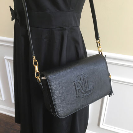 Ralph Lauren ショルダーバッグ・ポシェット 【セール!】Ralph Lauren* Carmen Crossbody Bag(4)