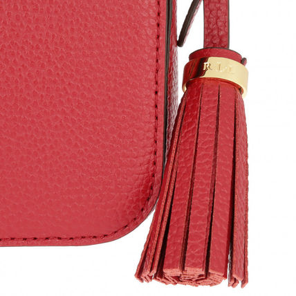 Ralph Lauren ショルダーバッグ・ポシェット 【セール!】Ralph Lauren* Carmen Crossbody Bag(7)