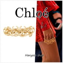 VIP価格★Chloe★Reese Mono-circle shaped リング