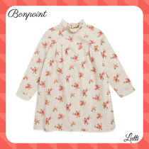 Bonpoint 18AW NEW! 花柄ワンピース JULINE 6,8Aサイズ