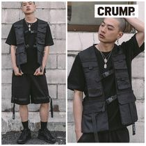 Crump(クランプ) ベスト・ジレ 新作★crump★Tech flavor top flight vest