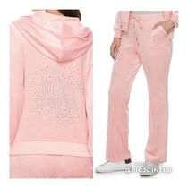 ☆JUICY COUTURE大人気シャーベットピンクベロアセットアップ☆