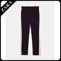 ★ZARA★ザラ  TROUSERS WITH SIDE STRIPES
