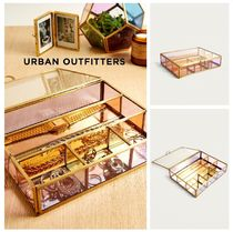 UrbanOutfitters☆Coloured Glass Jewellery Box☆税送込
