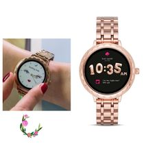 ☆Kate Spade ☆SCALLOP TOUCHSCREEN SMARTWATCH★セール!