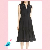 Kate Spade★swiss dot sleeveless dress ワンピース☆セール