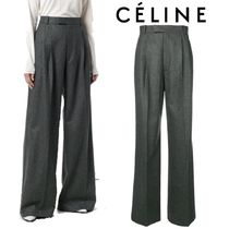 【18AW】★CELINE★palazzo trousers