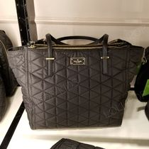 2018AW♪ KATE SPADE ★ WILSON ROAD QUILTED TAYLA