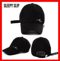 韓国の人気☆【SLEEPY SLIP】☆SLEEPING COTTON BALL CAP☆3色☆