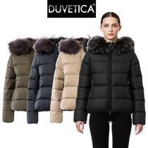Duvetica adharadue black / kangaroo / navy / military green