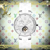 18AW Louis Vuitton(ルイヴィトン) TAMBOUR MOON STAR 35 白