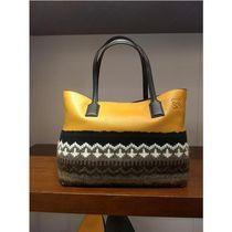 LOEWE セール★Bolso T shopper Knit