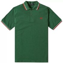 ★FRED PERRY REISSUES ORIGINAL TWIN TIPPEDポロシャツ関税込★