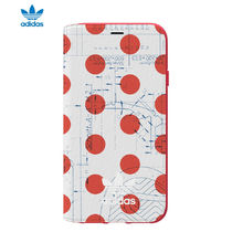 adidas OR-70'S-Booklet Case-iPhone X-Red / White