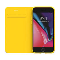 adidas OR-Adicolor-Booklet Case iPhone 6/6s / 7 / 8 Yellow