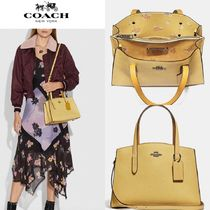 新作!Coach Charlie Carryall 28 With Printed Interior