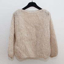 【 Maiami 】Mohair Big Sweater