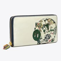 2018AW 新作 Tory Burch Peggy the Pig Wallet ブタがかわいい☆
